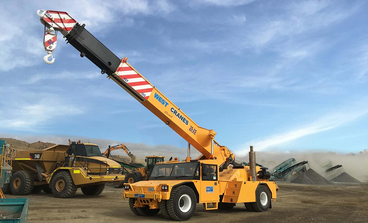 West Cranes & Access Hire