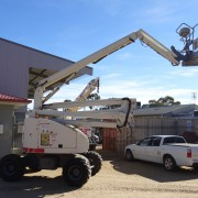 Elevated work platforms for hire
